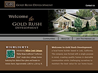 Gold Rush Development